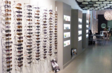 Harry Larys at LES SALONS DE L OPTIQUE WILMOTTE