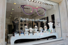 Harry Larys at THE HOUSE OF EYEWEAR