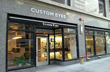 Harry Larys at CUSTOM EYES