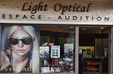 Harry Larys at LIGHT OPTICAL