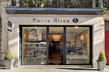 Harry Larys at MARIE ALICE B
