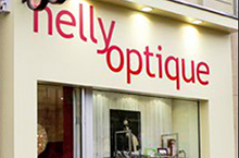 Harry Larys at NELLY OPTIQUE