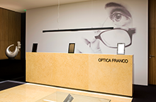 Harry Larys at OPTICA FRANCO