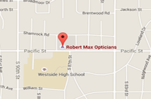 Harry Larys at ROBERT MAX OPTICIANS