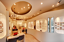 Harry Larys at SHADES OPTICAL