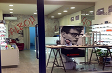 Harry Larys at VISIONOTTICA CALBOLI