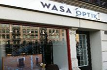 Harry Larys at WASA OPTIK