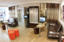 Harry Larys at CHANTAL COLLIAUX OPTICIEN