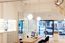 Harry Larys at POTISEK OPTIQUE