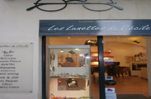 Harry Larys at LUNETTES DE CECILE