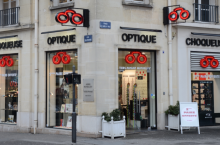Harry Larys at OPTIQUE CHOQUEUSE
