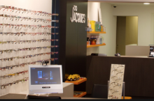 Harry Larys at OPTIEK JACQUES
