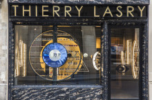 Harry Larys at THIERRY LASRY