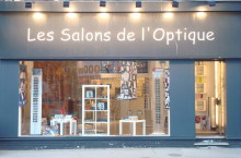 Harry Larys at SALON DE L\'OPTIQUE